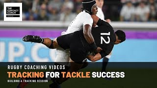 Rugby Drills & Activities : The Importance of Tracking For Tackle Success