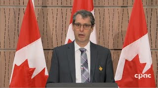 Green Mp Paul Manly On Canada's International Obligations – May 21, 2020