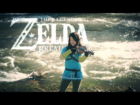 Versión a violín de Breath of the Wild