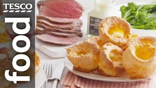 How to Make Great Yorkshire Puddings