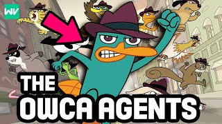 Every O.W.C.A. Agent In Phineas & Ferb!