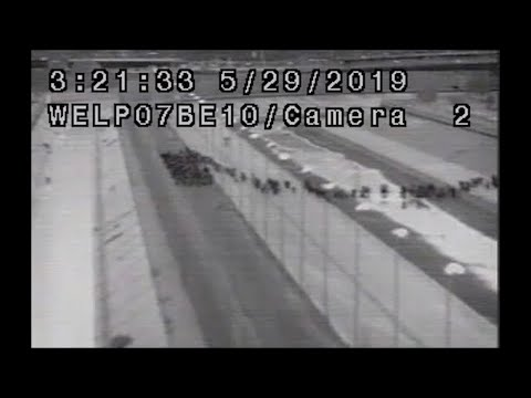 A group of 1,036 migrants that crossed the border illegally into El Paso, Texas, is the largest the Border Patrol has ever encountered, the agency said Thursday. (May 31)