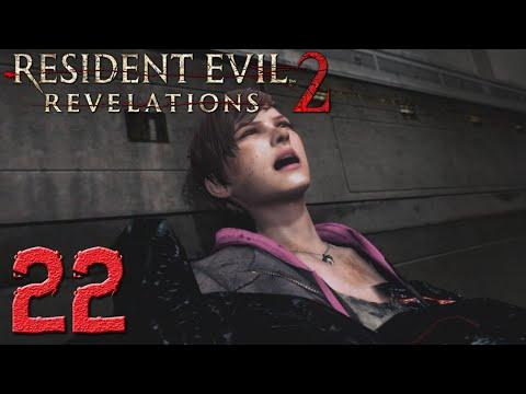 Resident Evil: Revelations 2 - Tentacle Rape - Part 22
