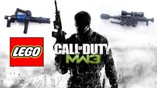 lego mw3 weapons - Free video search site - Findclip Net