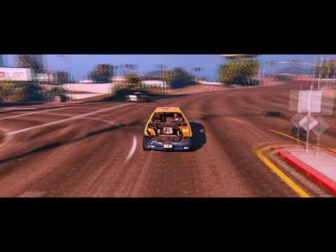 Грибы - Копы ( GTA 5 - V-MP RP Version )