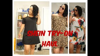 Affordable & Cute Shein Try -On Haul...All Dresses