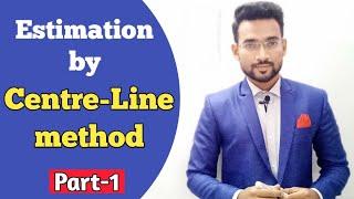 Estimation of Building | by Centre Line Method (Part-1)