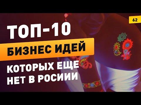 , title : 'ТОП-10 Бизнес Идеи. Новые идеи для малого бизнеса, которых нет в России