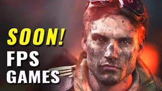 Top 25 Upcoming FPS Games of 2018-2019