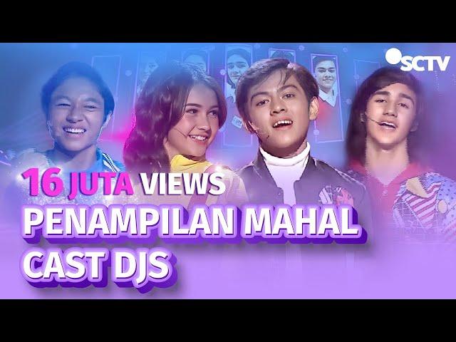 Super Seru! Aksi Kisah Kasih di Sekolah Sandrinna, Rey Bong dan Cast DJS | Malam Puncak SCTV 30