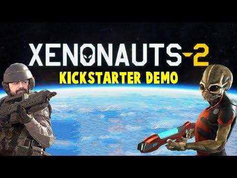 NEW X-COM Like Strategy Game Kickstarter Demo | Xenonauts 2 | S1 E2