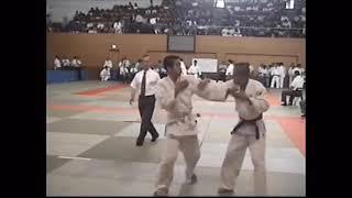 柔道JUDO、華麗なる技!投げたり投げられたり!春季県大会H19.6.3
