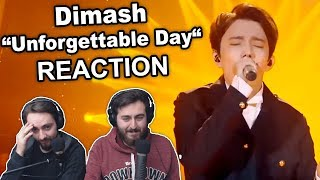 """Dimash - Unforgettable Day (Ep.10)"" Singers Reaction"