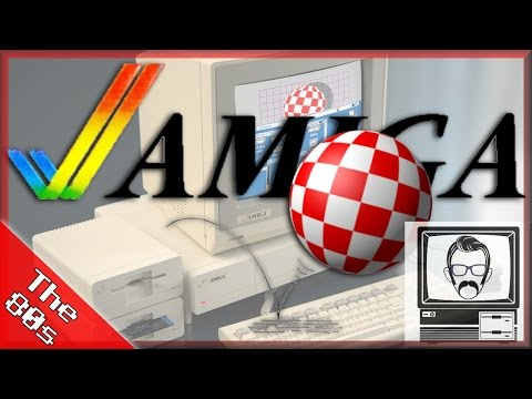 Amiga Story | Nostalgia Nerd