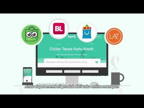 Video SyarQ - Cicilan Syariah tanpa Kartu Kredit