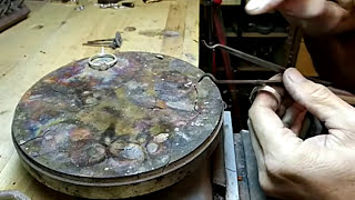 Soldering Rings Together