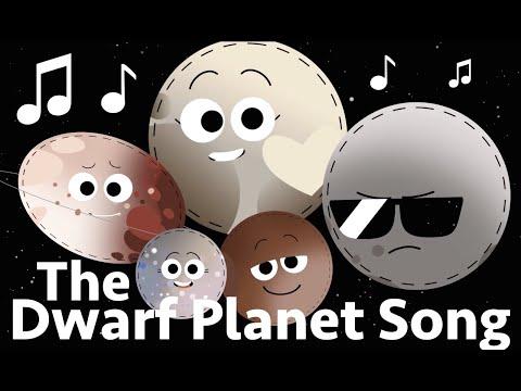 The Dwarf Planet Song (feat. Jessica Pace Lyells, Loki Alohikea, Jan van der Beek, and Sophia Oaks)