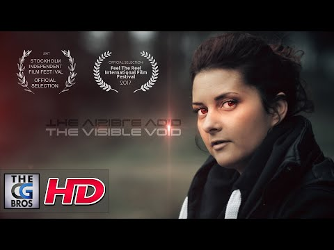 "CGI VFX/3D Docu-Short: ""The Visible Void"" – by David Todman"