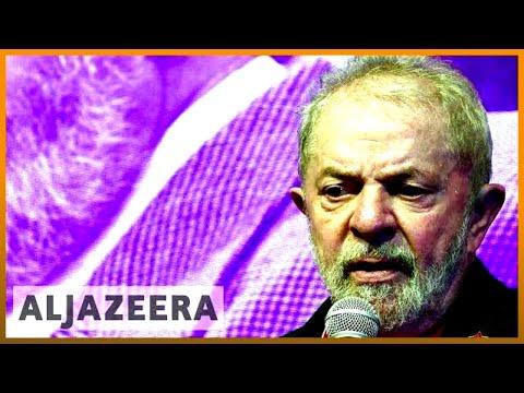 🇧🇷 Brazil's Lula expected to surrender to police | Al Jazeera English