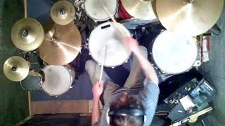 Prefab Sprout ❤️ Enchanted (6) Drum work 31/5/18(3)