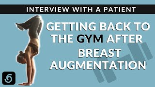 Breast Augmentation on Athletes: Implant types, recovery and when you can go back to the gym!