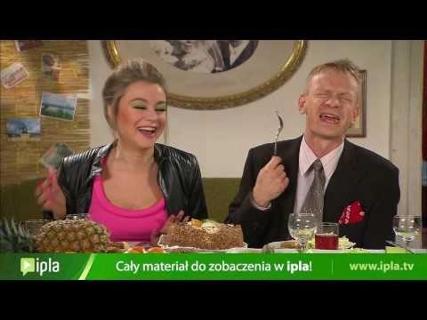 Waldek przedstawia rodzicom swoją narzeczoną, Jolasię, czyli Pupcię - Świat według Kiepskich