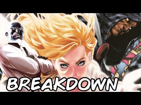Marvel's Cloak and Dagger Trailer Breakdown and Easter Egg Marvel Continuity