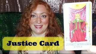 JOURNEY THROUGH THE TAROT: A Week with the JUSTICE Card | Introduction to the HERMIT