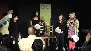 Wondering About Olive (Part 1) by Livi Perrone (Writopia Lab's Worldwide Plays Festival 2013)