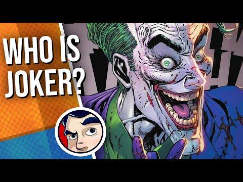 Joker Origin & History – Know Your Universe   Comicstorian