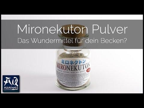 MIRONEKUTON   Das Wundermittel für dein Becken?   Mineralien Wasserzusatz   AquaOwner