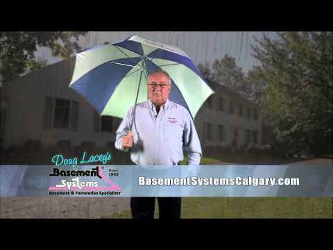 Solutions for Wet Basement Problems in Calgary | Doug Lacey's Basement Systems