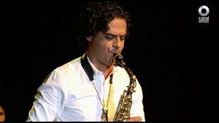 Big Band Fest en el Lunario - Pavel Loaria. Big Band Infntil y Juvenil