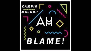 Will Sparks vs Calvin Harris - Ah Blame ! (Campio Mashup)