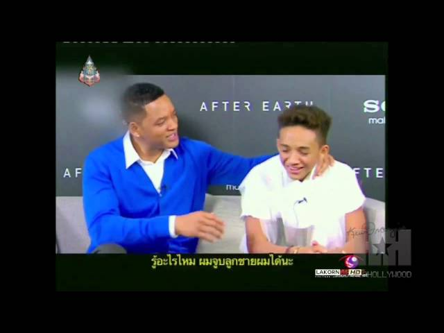 Watch: Will Smith Kisses Son Jaden in The Mouth - HipHollywood.com