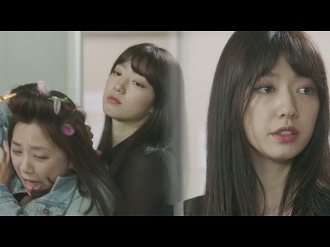 Park Shin Hye, fighting in bathroom 'Girl Crush!' 《The Doctors》 닥터스 EP01