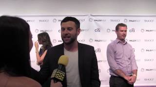 Brent Morin at PaleyFest Fall TV Preview 2015 for Undateable