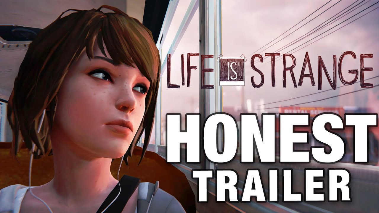 Honest Game Trailers Nails The Strangeness Of Life Is Strange