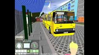 preview picture of video 'Vbus moje autobusy'
