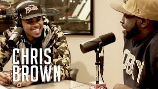 CHRIS BROWN TALKS TYGA & DRAKE SITUATION