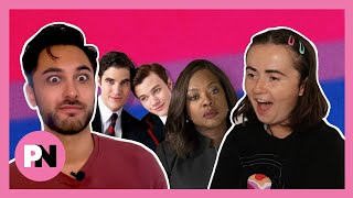 Reacting to bisexual representation on TV