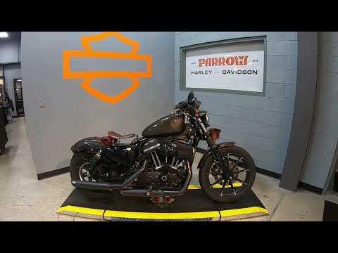 2020 Harley-Davidson Iron 883 XL 883N