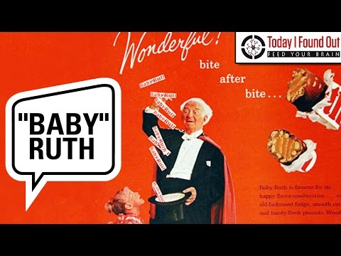 The Truth About the Origin of the Name of the Baby Ruth Candy Bar