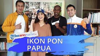 Raffi Ahmad dan Nagita Slavina Resmi Jadi Ikon PON Papua 2021, Ajak Masyarakat Sukeskan Pagelaran