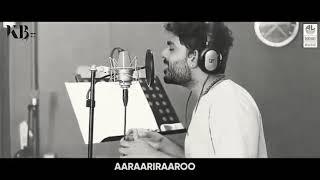 Aaraariraaroo lyrics song | Viswasam | 30 Seconds | KB II | Sid Sriram | D. Imman
