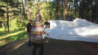Dj Restart - Techno set at Imaginarium 2017: stage one