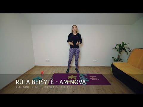 Kūno riebalų deginimo mechanizmas