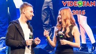 VIDEOFAN 2016.  LizzzTV и Алина Солопова. Rakamakafo