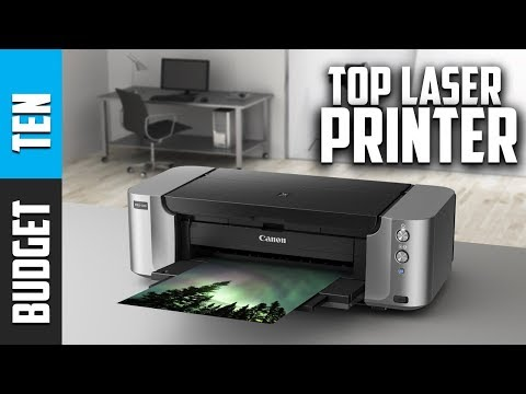 Best Laser Printer 2019 – Budget Ten Laser Printers Reviews