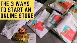 3 Simple Ways To Start an $1k/week eBay Store
